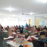 Pelaksanaan E-Learning 2018